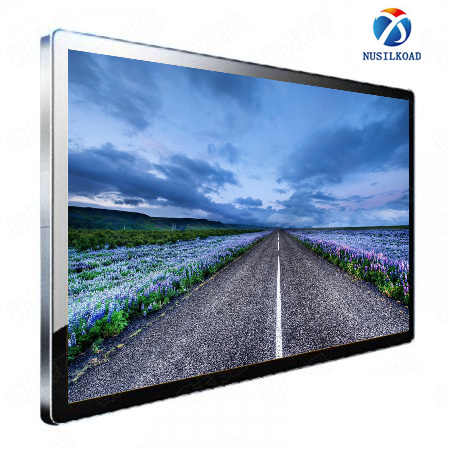 55 inch  wall mounted  video wall controller digital signage media player