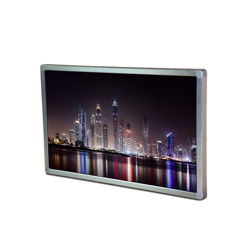 Manufacture 43 Inch Floor Standing HD IR Touch Screen LCD  Advertising  Display