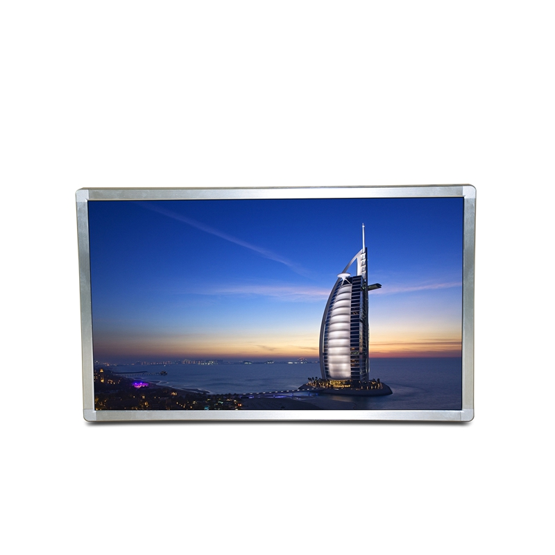 32 inch wall mount IR touch Kiosk digital signage networks