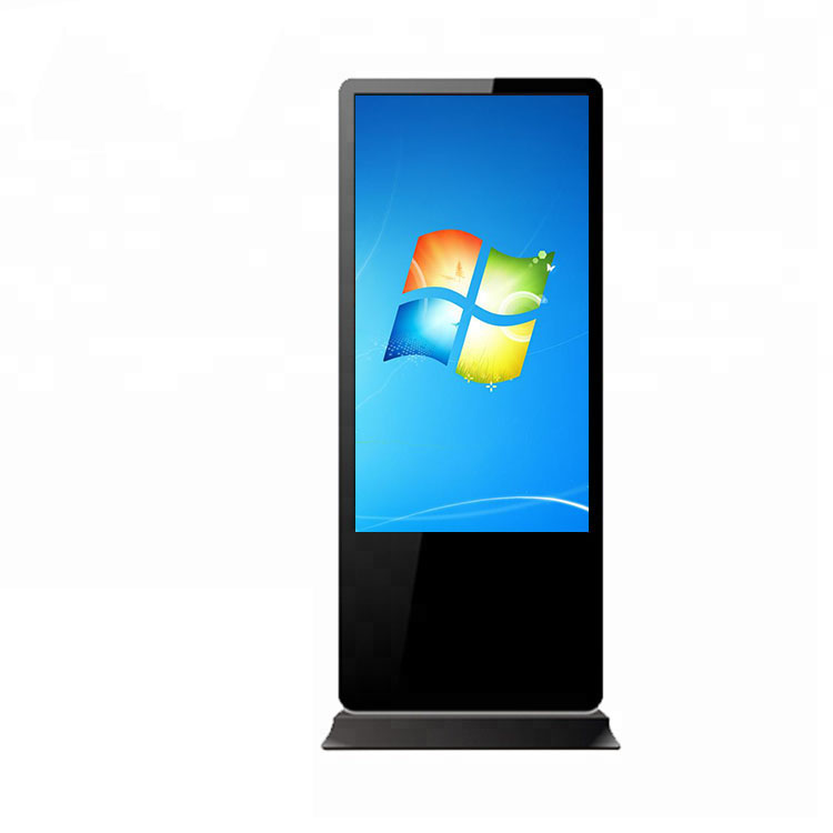 2019 Open frame monitor with touch screen LCD monitor digital signage display