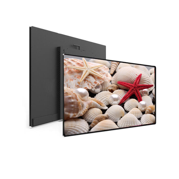 55 inch wall mount advertising screen digital signage, support Wifi/LAN/Android/Windows/Linux for option Featured Image