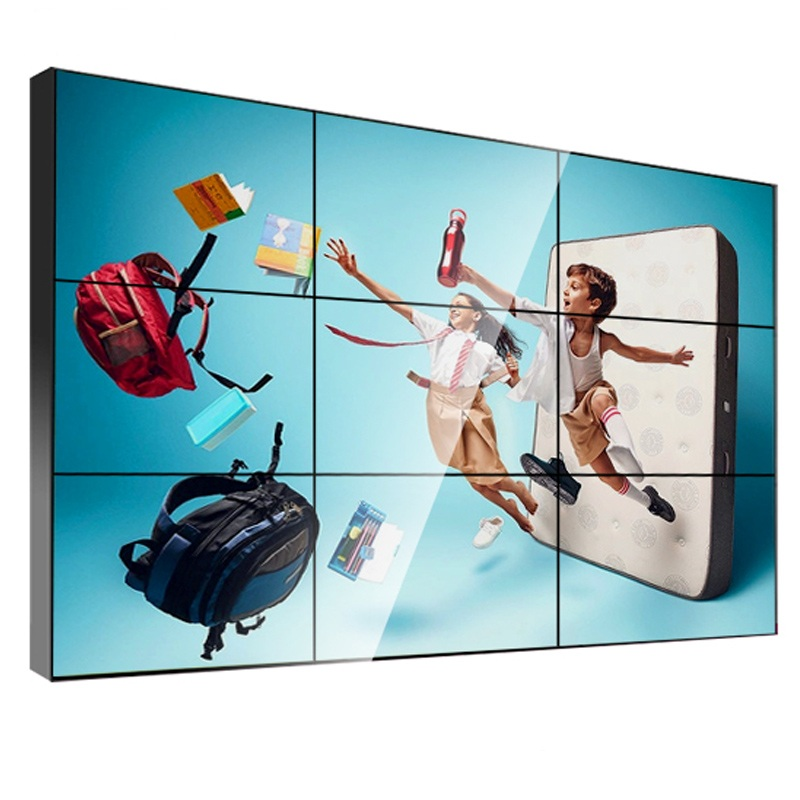 Remote Control Dynamic Content Interactive Video Walls for Conference Room