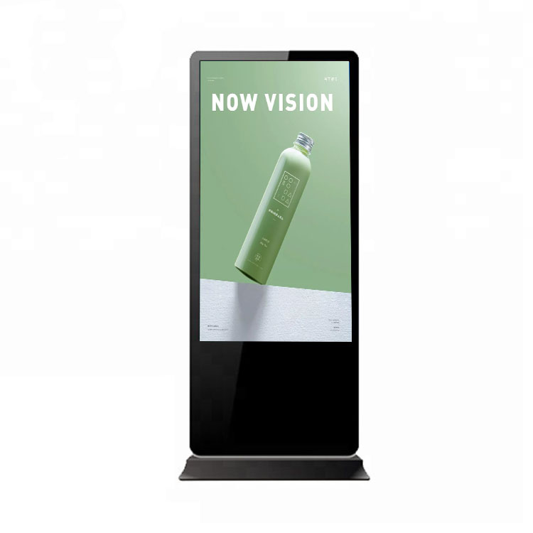 Hot Selling for Digital Signage Information - Customized Design Programmable LCD Advertising Display Digital Floor Stand Signage Kiosk/ 3G Kiosk/ Touch Screen – Nusilkoad