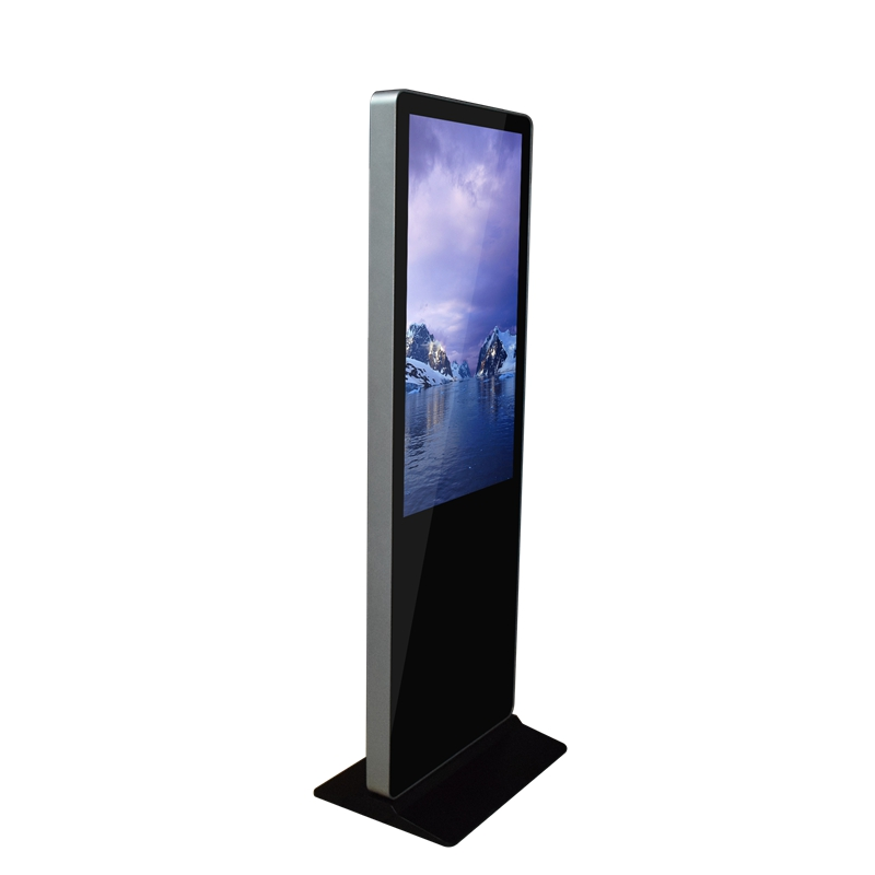 55 inch LCD Android Internal PC InteractiveMulti TouchTable With Solid Glass Surface digital signage display