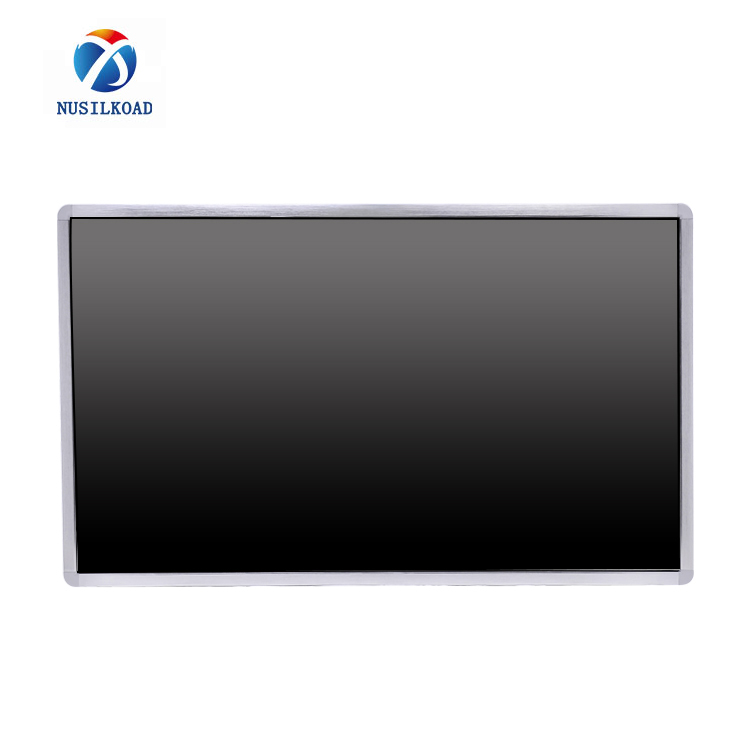 WALL-mounted Network Wifi Indoor Advertising LCD Display