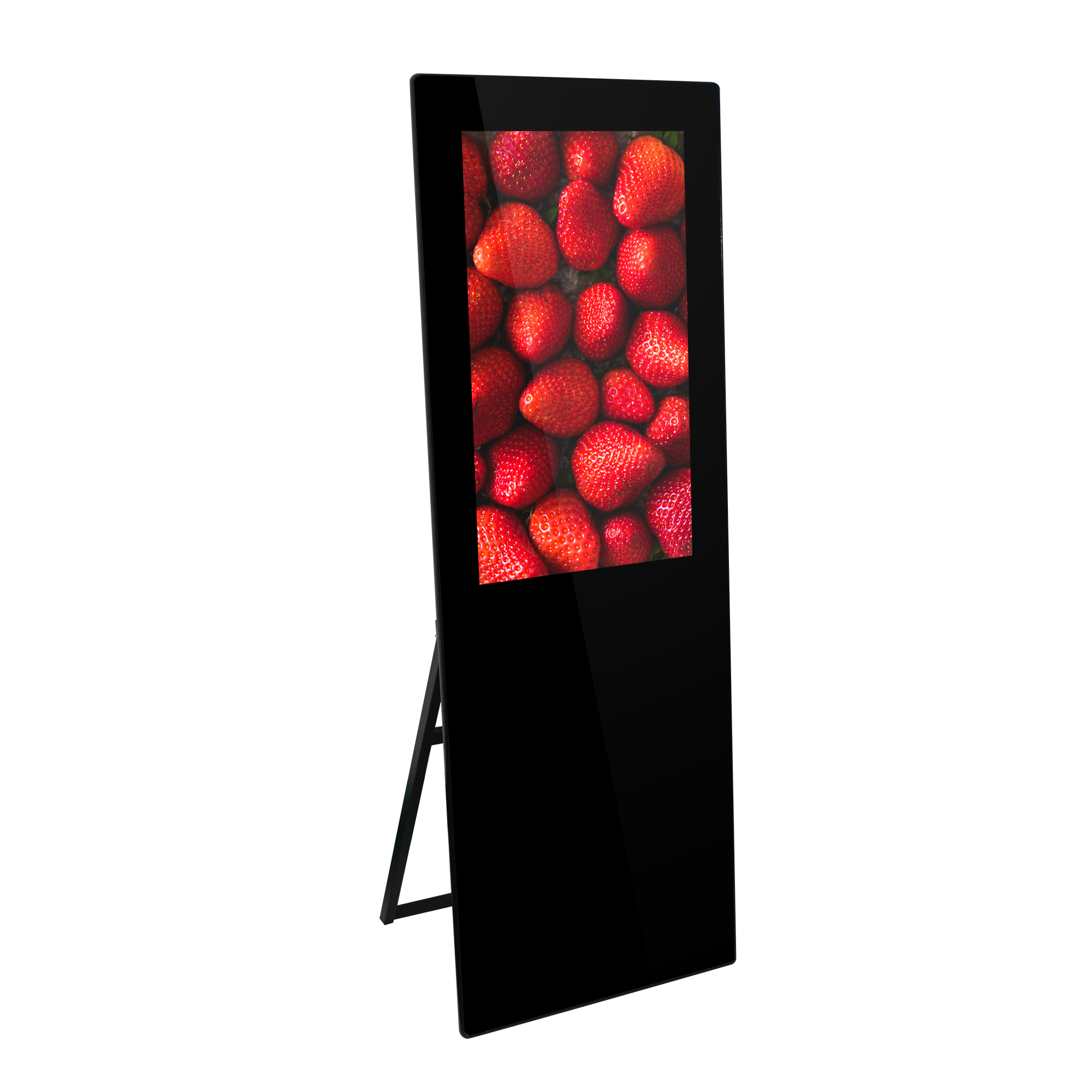 Nusilkoad Landscape Floor Standing AD Display LG Samsung LED Screen Featured Image