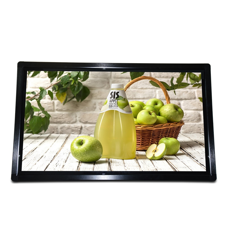 65 inch wall mount IR touch Kiosk smart digital display