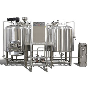 Brewhouse&Mash unit