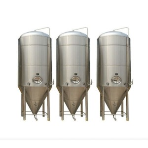 2000L conical fermentation tank