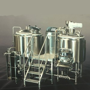 500L micro brewery