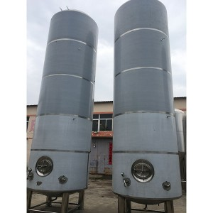 8000L Vertical Bright Beer Tank