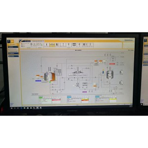 Fully Automatic Control System (PLC) For Large Amount Microbrewery