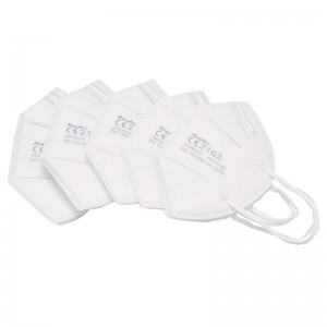 GB2626-2006  Certificate  Approved High Quality FFP2  mask Facemask 5 layers Protective Disposable KN95  N95Face  Mask