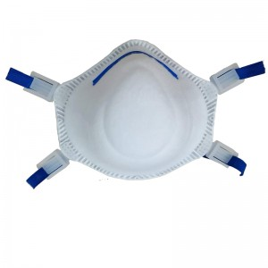 Factory  direct   FFP3 respirator masks en 149 without  valve  in  stock