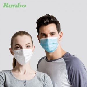 Hot sell Disposable medical mask with high quality from China factory