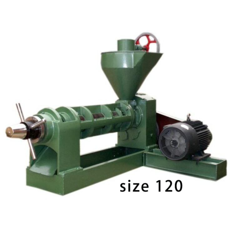 HP 120 Model Cold Oil Press