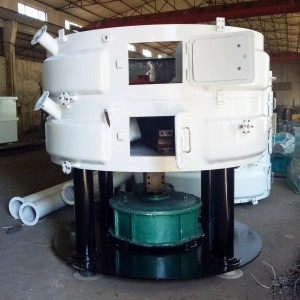 Oilseed Steam Cooker Roaster for Oil Expeller