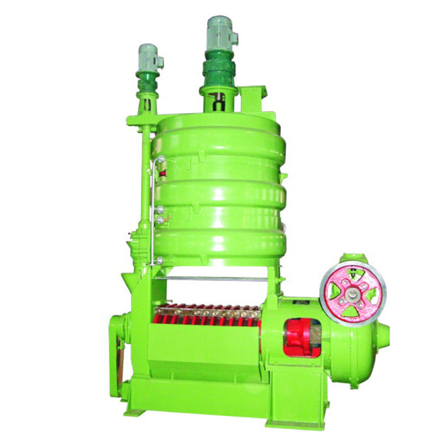 Industrial Soy Bean Oil Press Machine Featured Image