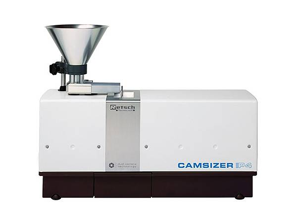 Particle Size and Shape Analyzer Camsizer