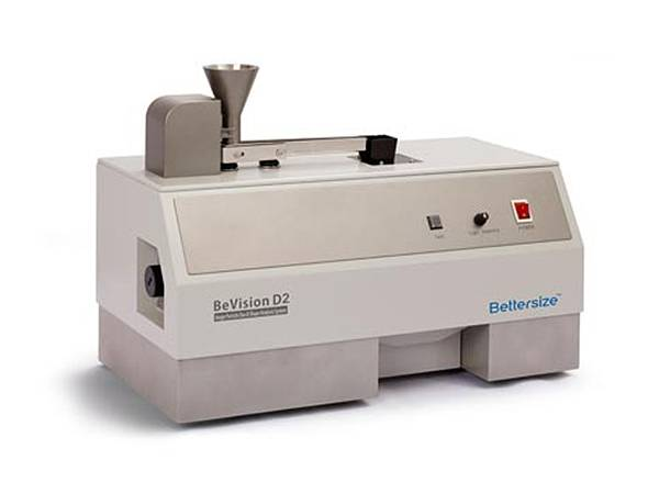 Dynamic Image Particle Analyzer with Dry Dispersion