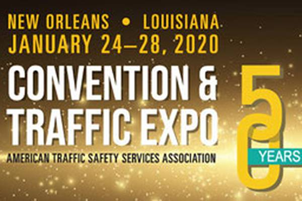 Invitation of 2020 ATSSA Traffic Expo