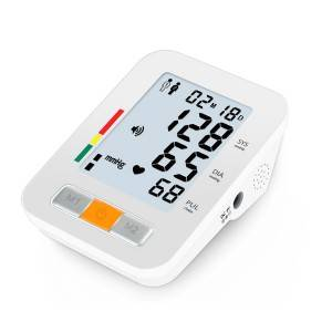 ORT579 Upper arm type blood pressure monitor
