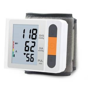 ORT750 Upper arm type blood pressure monitor