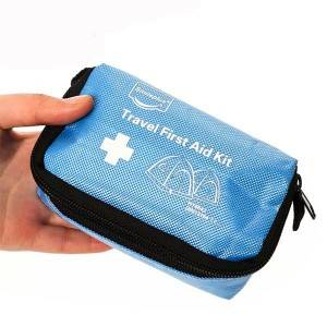 ORIENTMED ORT1680D Travel First Aid kit with nylon bag