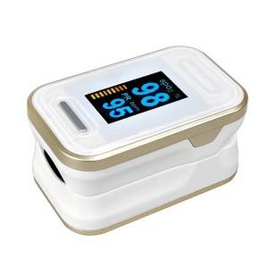80C FINGERTIP PULSE OXIMETER