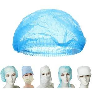 Medical disposable mob cap