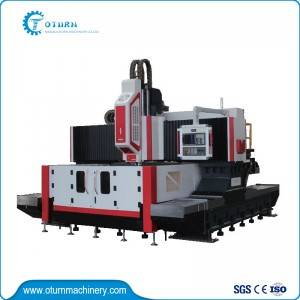 Gantry Type CNC Drilling And Milling Machine