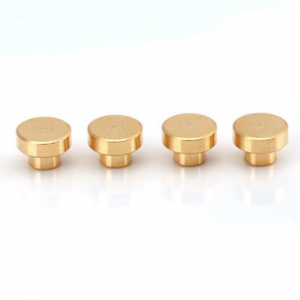 Customized mechanical brass turning parts processing accessories
