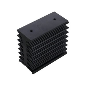 Aluminum alloy radiator extruded parts