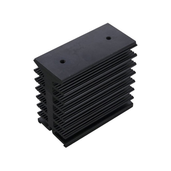 Aluminum alloy radiator extruded parts Featured Image