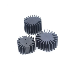 Aluminum profile extrusion parts