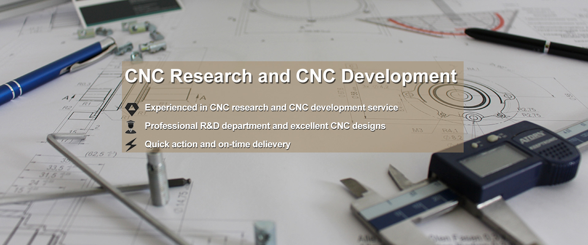 CNC Research and CNC Development