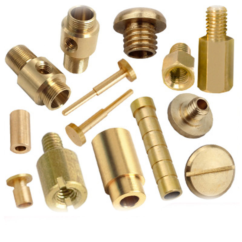 CNC brass parts Featured Image