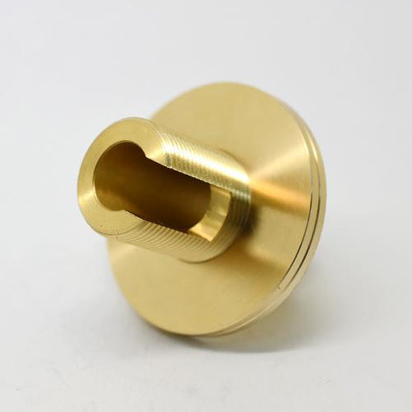 Custom polished brass turning parts machining accessories Featured Image