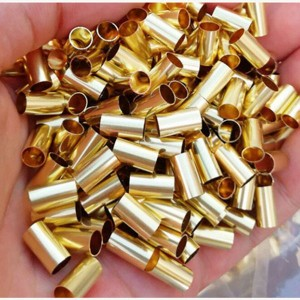 Custom polished brass turning parts machining accessories
