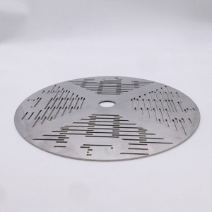 Custom sheet metal laser cutting parts