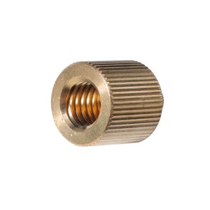 Customized electroplated brass turning parts processing machinery parts