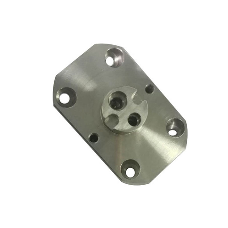 Customized stainless steel milling parts processing machinery parts Featured Image
