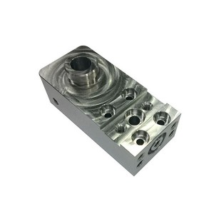 Customized stainless steel milling parts processing machinery parts