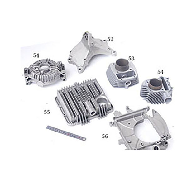 Casting aluminum alloy die casting Featured Image
