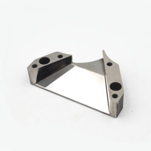 OEM stainless steel CNC machining parts for stall machinery parts