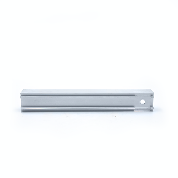 Polished aluminum alloy door and window processing parts Featured Image