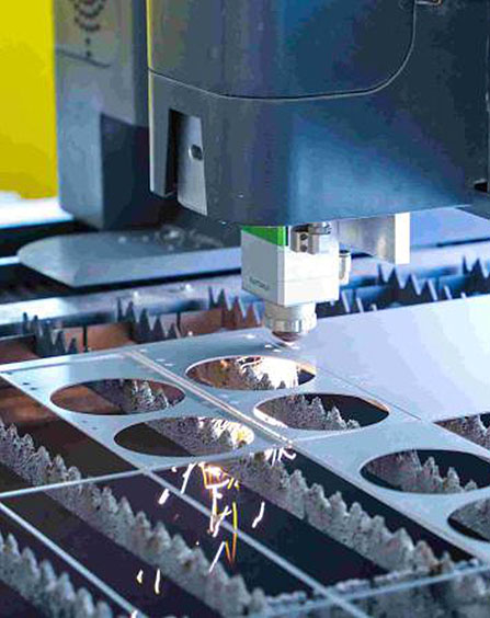 Sheet metal processing services0101