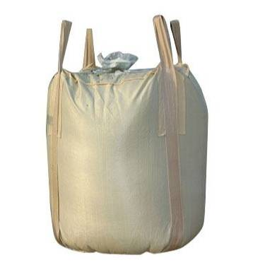 Big jumbo bag waterproof packing fibc bulk feed bag for sand