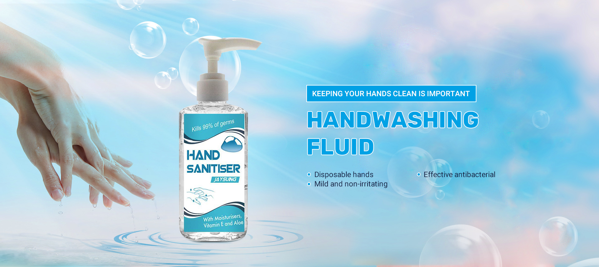 Handwashing Fluid