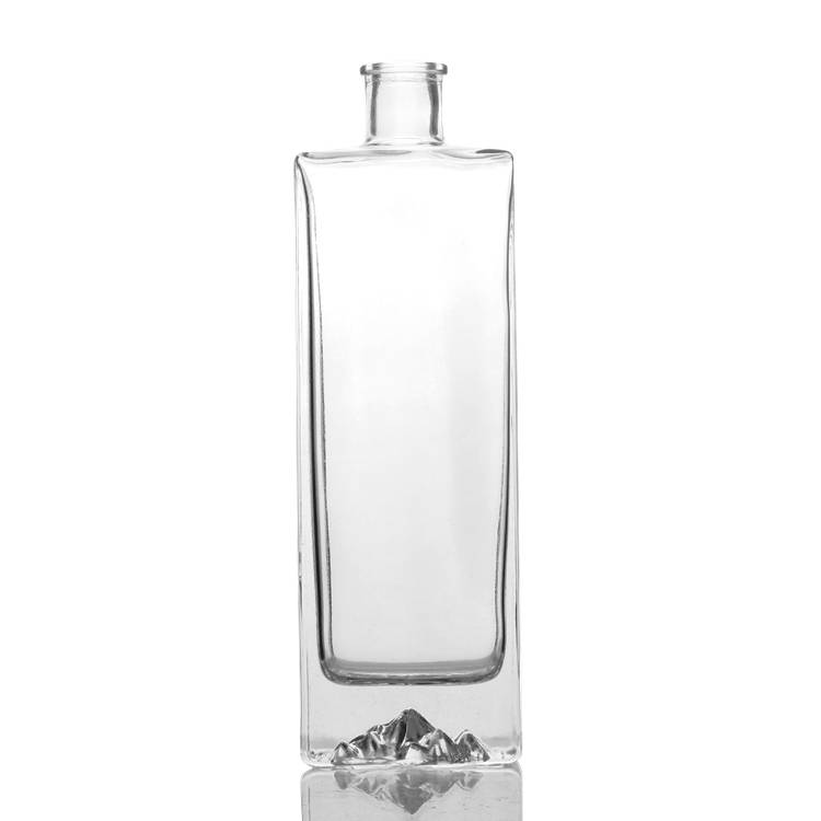 250ml ice berg shape  liquor glass bottles Featured Image